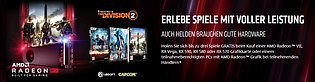 "AMD ""Raise the Game"" Spielebundle Februar 2019"